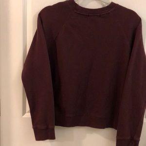 PacSun Sweaters - Pacsun L.A. Hearts Red Crewneck Sweatshirt